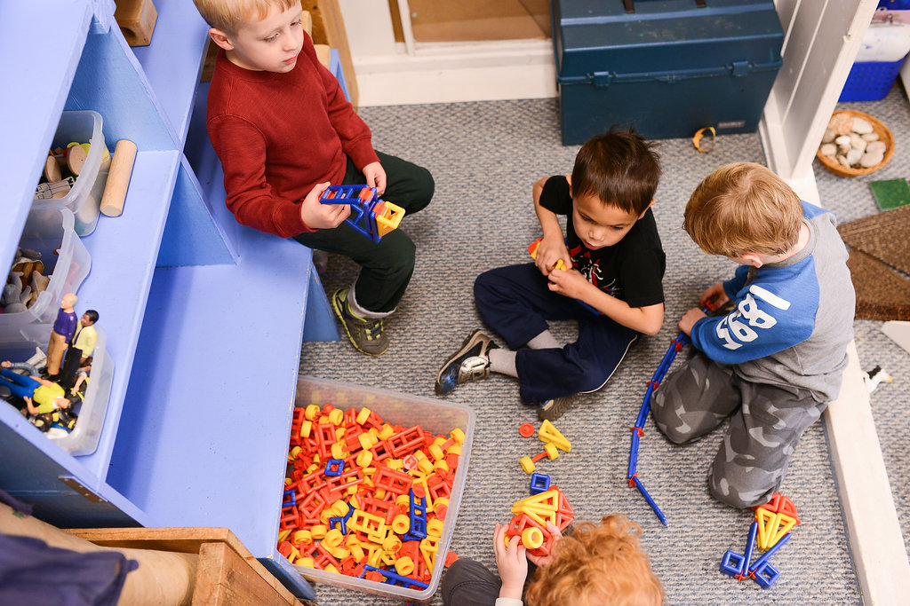 half day preschool in Kirkwood