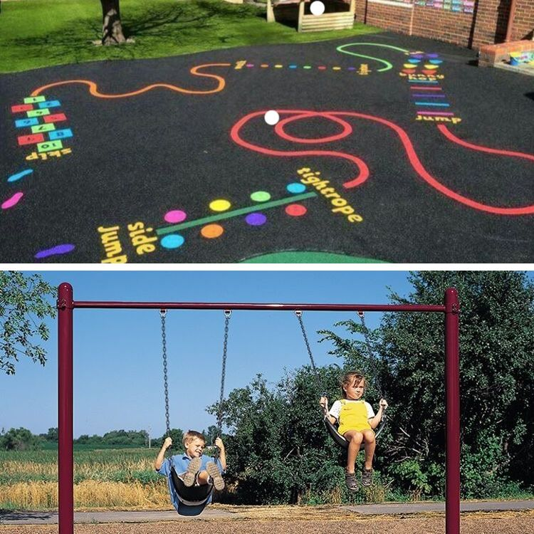 the lab school playground improvements